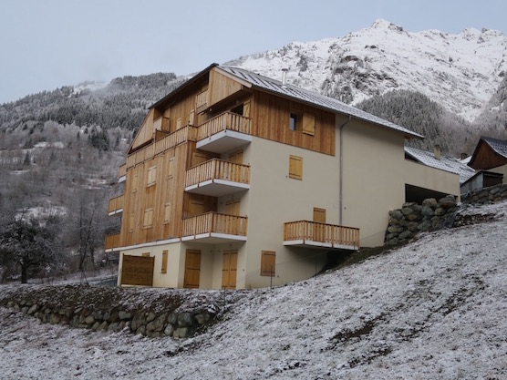 Welcome to La Muscade, Chalet Noisette
